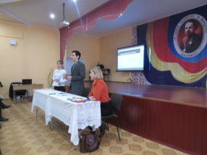 Managerii instituţiilor de învăţămînt au fost instruiţi de către reprezentanţii MAI şi ANI
