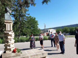 Poetul şi dramaturgul-Dumitru Matcovschi a fost comemorat în satul său de baştină