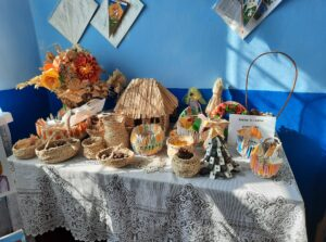 Casa de cultură din satul  Cobîlea la cei 50 de ani de activitate