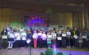 """Concursul raional """"Tinere talente"""" la o nouă ediție plină de succes"""