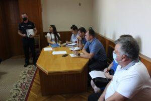Comisia raională pentru protecţia copilului aflat în dificulate a aprobat măsuri de protecţie pentru mai mulţi minori
