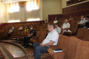 Membrii Comisiei raionale pentru situații excepționale s-au întrunit în ședință
