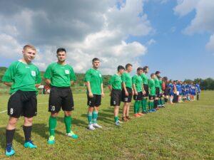 A fost dat startul Campionatului raional de fotbal