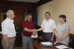 Au fost încheiate noi contracte de achiziție a lucrărilor de reparație și întreținere a drumurilor publice raionale