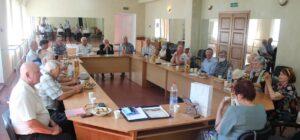 Asociația veteranilor din raionul Șoldănești și-a stabilit agenda de activitate