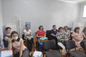"""Asistenţii parentali profesionişti au avut parte de o instruire  organizată de A.O """" New Hope Moldova"""""""