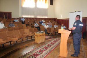 Ședință de lucru cu primarii din raionul Șoldănești