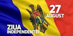 Mesajul președintelui raionului Șoldănești -Nicolae Mîndru, cu prilejul Zilei Independenței Republicii Moldova